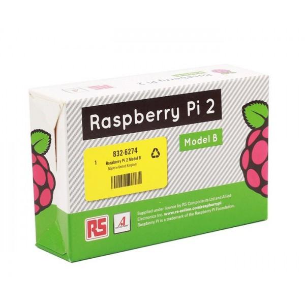 رزبری پای 2 Raspberry Pi UK | دانشجو کیت