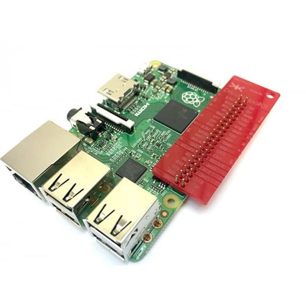 رفرنس برد مخصوص رزبری پای Raspberry Pi Reference Board | دانشجو کیت