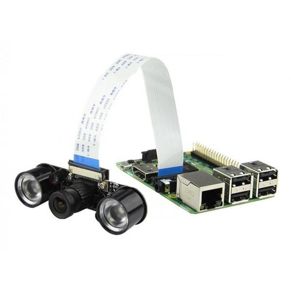 اینفرارد مخصوص دوربین رزبری Raspberry Pi Camera IR | دانشجو کیت