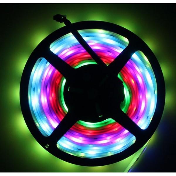 Addressable RGB LED ال ای دی نواری برنامه پذیر | دانشجو کیت