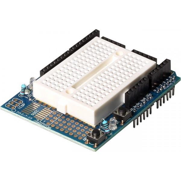 شیلد آردوینو Arduino Shield UNO Prototype | دانشجو کیت