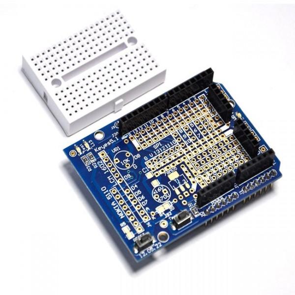 شیلد آردوینو Arduino Shield UNO2 | دانشجو کیت