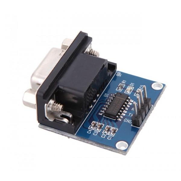 ماژول مبدل RS232 To TTL با تراشه Max3232