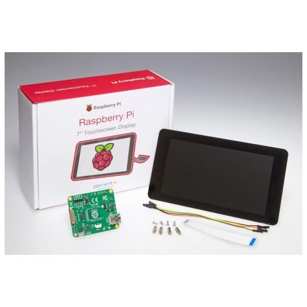 LCD 7 اینچی مخصوص رزبری Element14 | دانشجو کیت