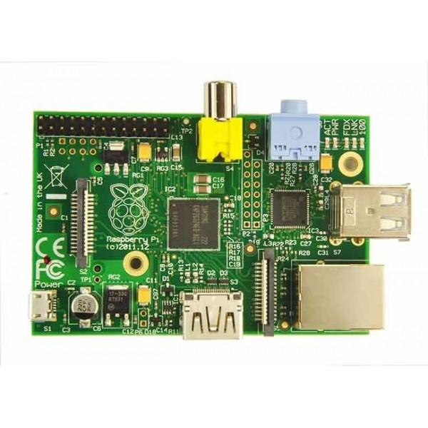 رزبری پای Raspberry Pi 1 Model B | دانشجو کیت