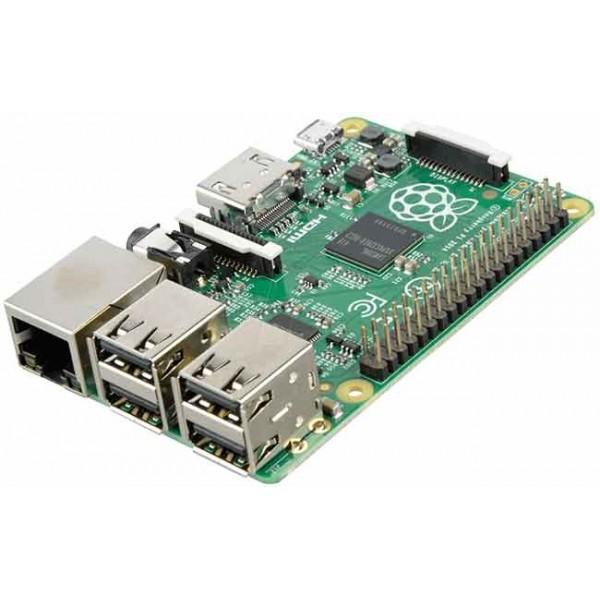 رزبری پای Raspberry Pi 1 Model +B | دانشجو کیت