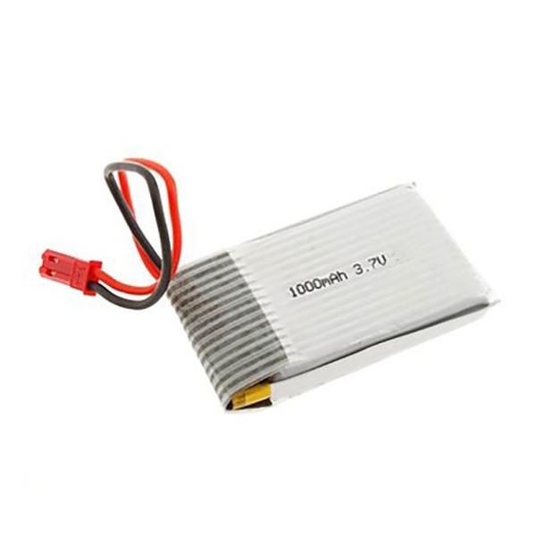 باتری لیتیوم پلیمر مخصوص پهپاد 3.7V 1000mAh | دانشجو کیت