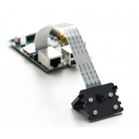 پایه نگهدارنده مخصوص دوربین رزبری پای Raspberry Pi Camera Holder | دانشجو کیت
