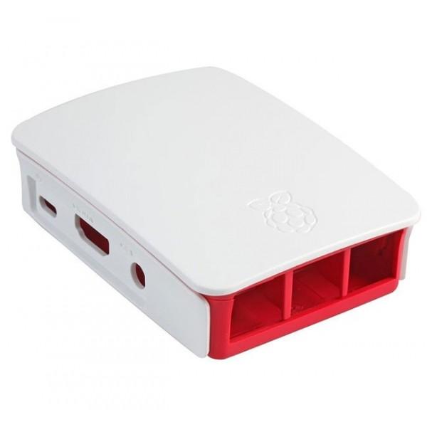جعبه اورجینال مخصوص رزبری پای Element 14 Raspberry Case | دانشجو کیت