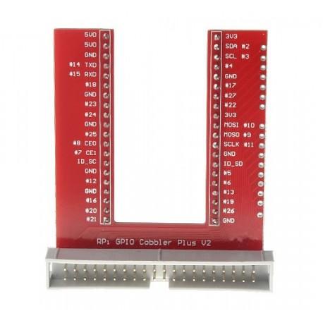 برد توسعه U cobbler مخصوص رزبری Raspberry Pi