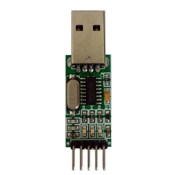 ماژول USB to Serial CH340 سبز