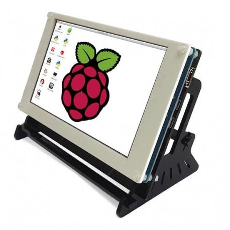 ال سی دی 7 اینچ elediuino LCD 7 inch TFT /HDMI