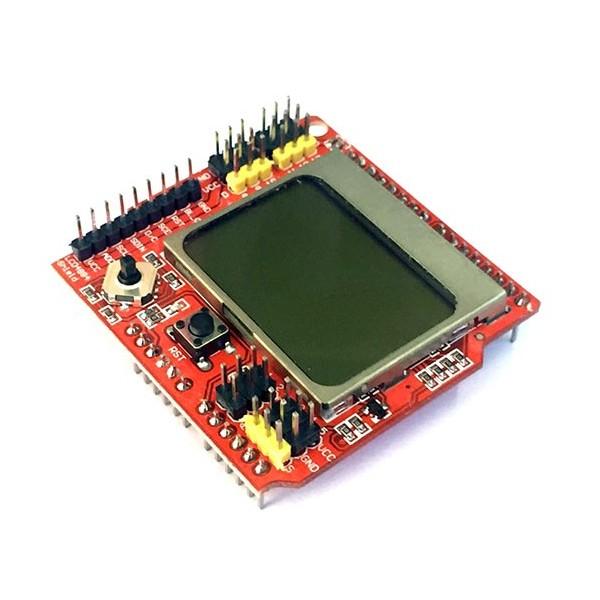 شیلد ال سی دی 4884 LCD Shield