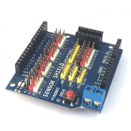 شیلد سنسور مخصوص آردوینو Arduino Sensor Shield