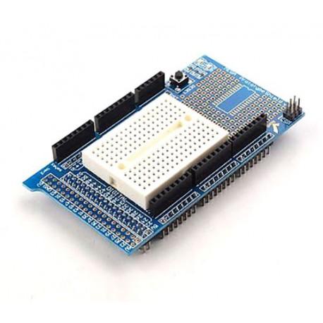 شیلد پروتو تایپ آردوینو Arduino Mega2560 Proto Shield