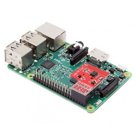 ماژول ساعت RTC با پروتکل I2C رزبری Real Time Clock Module for Raspberry Pi