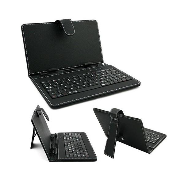 مینی کیبرد تبلت با کیف Tablet Mini Keyboard
