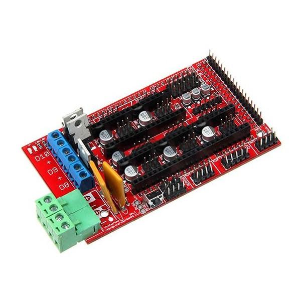شیلد کنترلر پرینتر 3 بعدی Ramps آردوینو RepRap Arduino MEGA Shield