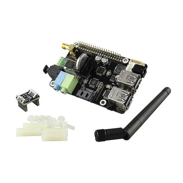 شیلد کارت صوت رزبری Raspberry Pi X300 Sound Card