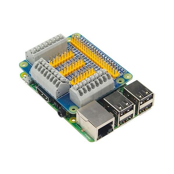شیلد مولتی فانگشن رزبری Multifunction GPIO Extension Board