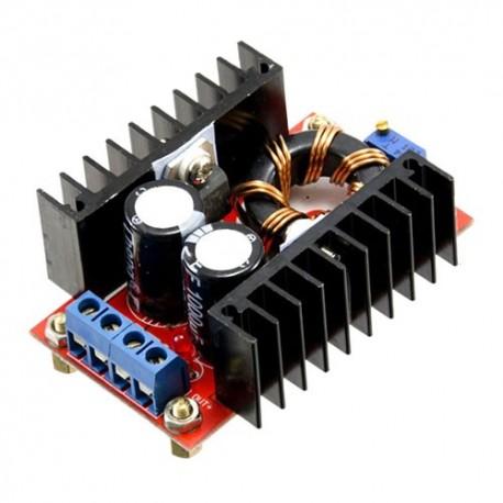 ماژول افزاينده ولتاژ 10-32V به 12-35V با توان 6 آمپر
