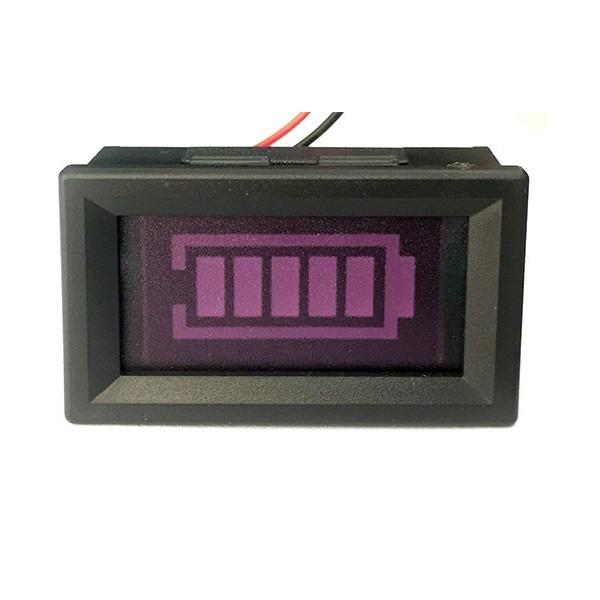 ماژول نمايشگر سطح شارژ باترى با قاب Battery Display Module