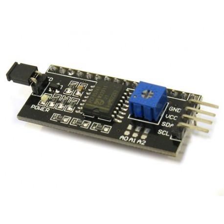 راه انداز LCD گرافیکی LCD Driver PCF8574 با رابط I2C