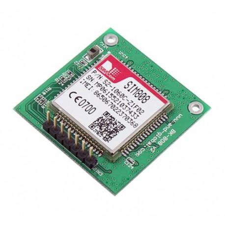 ماژول Sim808 با پشتیبانی از GSM/GPS و بلوتوث نسخه 4