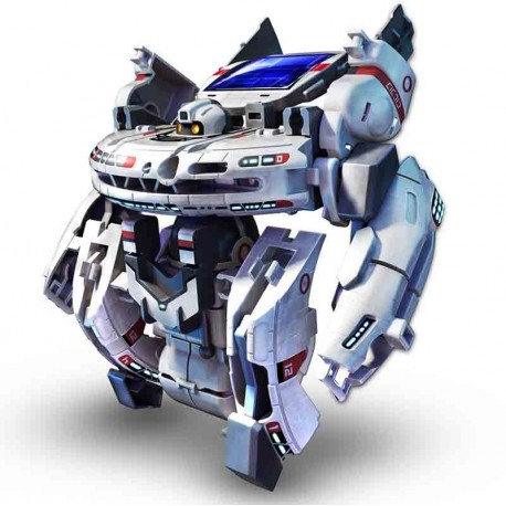 ربات  فضایی خورشیدی 7 در یک