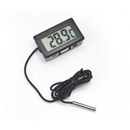 ترمومتر دیجیتال با نمایشگر Digital Thermometer LCD Display