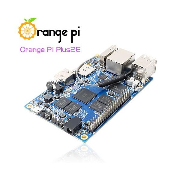 Orange Pi Plus 2E اورنج پای پلاس 2 نسخه 2016