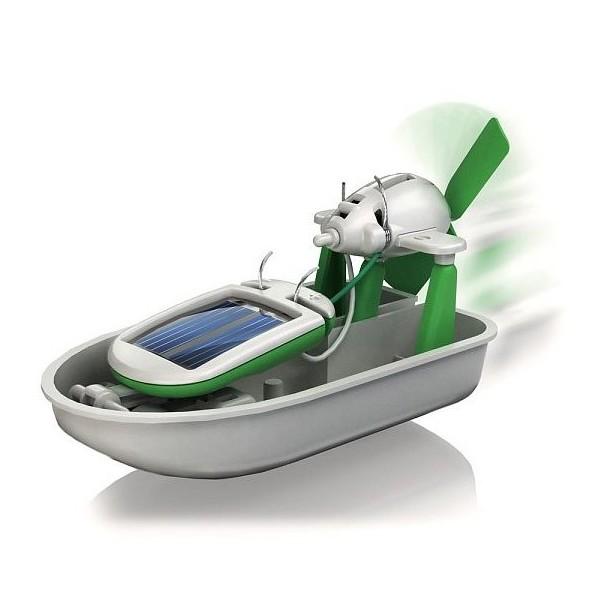 کیت ربات خورشیدی 6 در 1