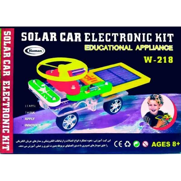 کیت ماشین الکترونیکی ( W - 218 )