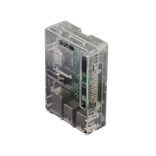 قاب مخصوص رزبری Raspberry Pi ABS Case