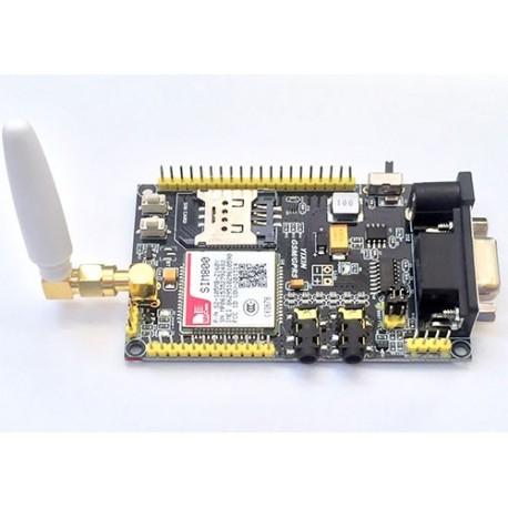 ماژول sim800 GSM/GPRS صنعتی با تراشه Max3232