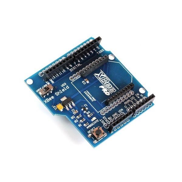 شییلد زیگبی پرو برای آردوینو Zigbee PRO Shield for Arduino UNO