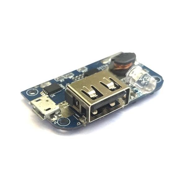 ماژول پاوربانک تک کانال 1 آمپر Powerbank Module
