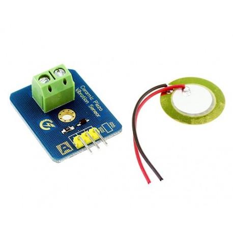 ماژول پیزو 3/4 اینچ سرامیکی Pizzo Module Arduino سنسور ویبراتور