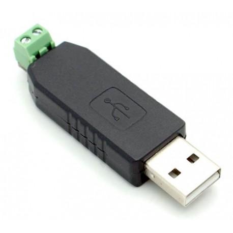 ماژول مبدل USB به سریال RS485 با تراشه CH340G
