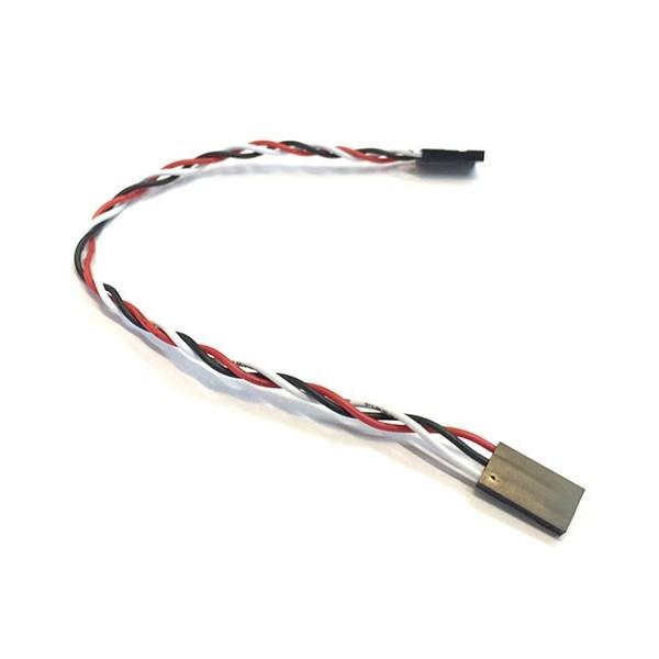 کابل فلت 3 رشته مادگی به مادگی 3pin female to female Cable