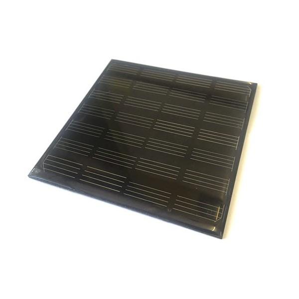 سلول خورشیدی 6 ولتی، 200 میلی آمپر