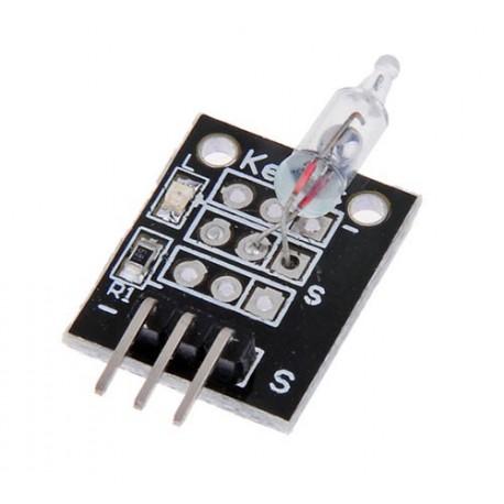ماژول تیلت Mercury Tilt Switch - تشخیص کجی جیوه ای