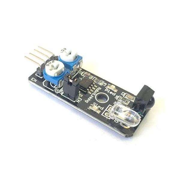 ماژول تشخیص مانع مادون قرمز Avoid Module با تراشه NE555
