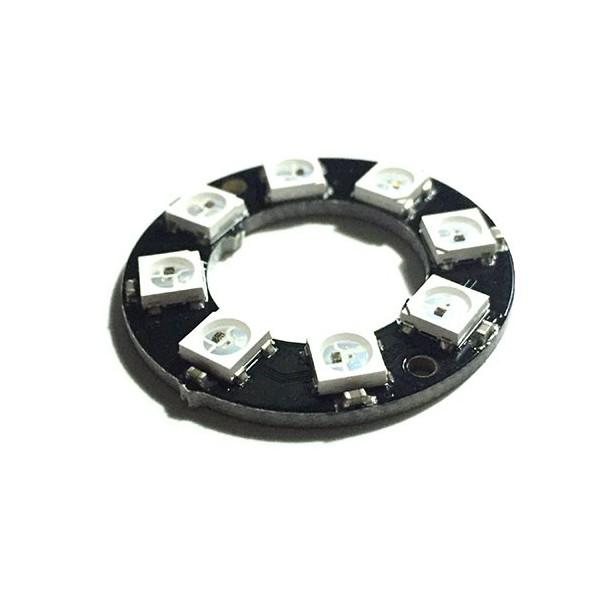 حلقه ال ای دی 8 تایی LED Pixel Ring RGB