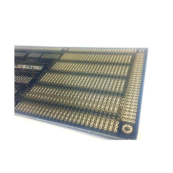 برد نمونه سازی پروژه AVR سایز متوسط Embedded PCB مدل 21222