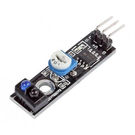 ماژول فرستنده گیرنده IR Tracking Module با سنسور TCRT5000