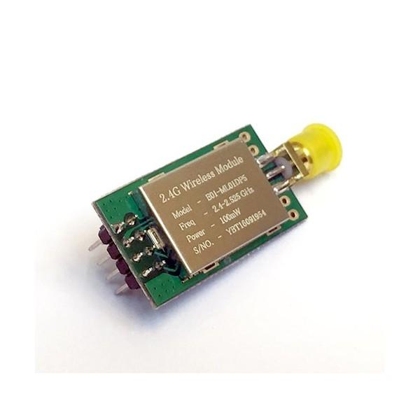 ماژول E01-ML01D5P با توان 100mW و فرکانس 2.4GHz