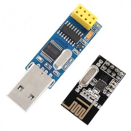 ماژول راه انداز NRF با خروجی USB درایور CH340