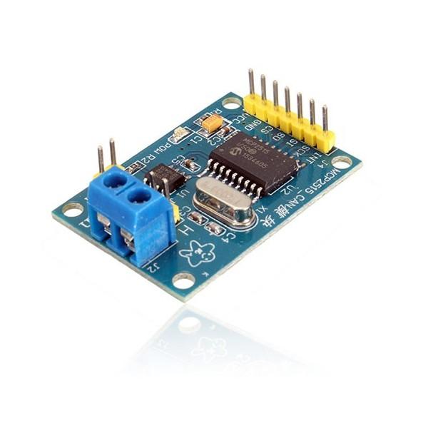 ماژول تبدیل CAN به SPI با تراشه MCP2515 و Can-Bus to SPI