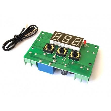 ماژول کنترلر دما با سنسور DS18B20 ضدآب دماسنج محیطی